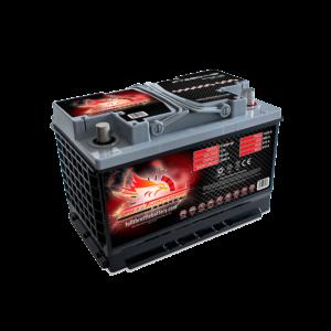 Batterie AGM ad alto spunto Full RiverFT680-48 12V 60AH