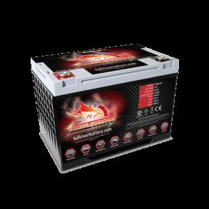 Batterie AGM ad alto spunto Full River FT825-34 12V 65AH