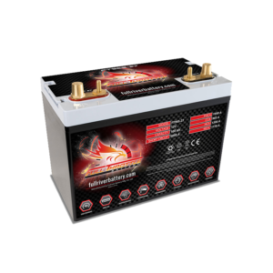 Batterie AGM ad alto spunto Full River FT965-27 12V 100AH